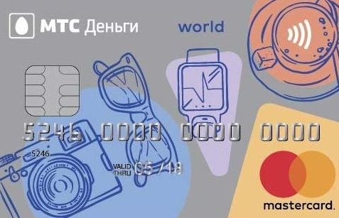 МТС банк карта